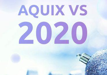 Kinerja Aquix di Tahun 2020