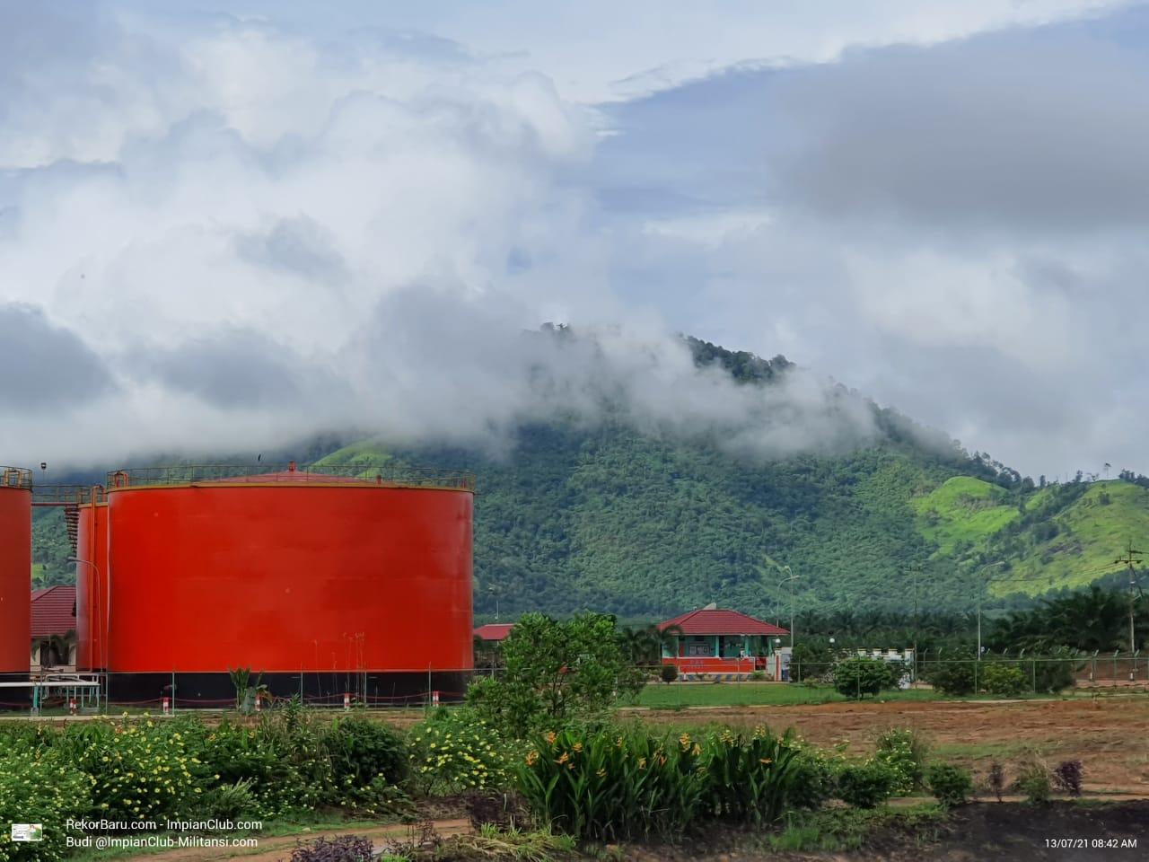 Indahnya Region Sei Melayu - Foto Selasa 13 Juli 2021