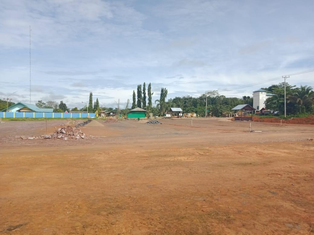 Lapangan Parkir GMKM, Update Selasa 27.11.2021 - Foto 2
