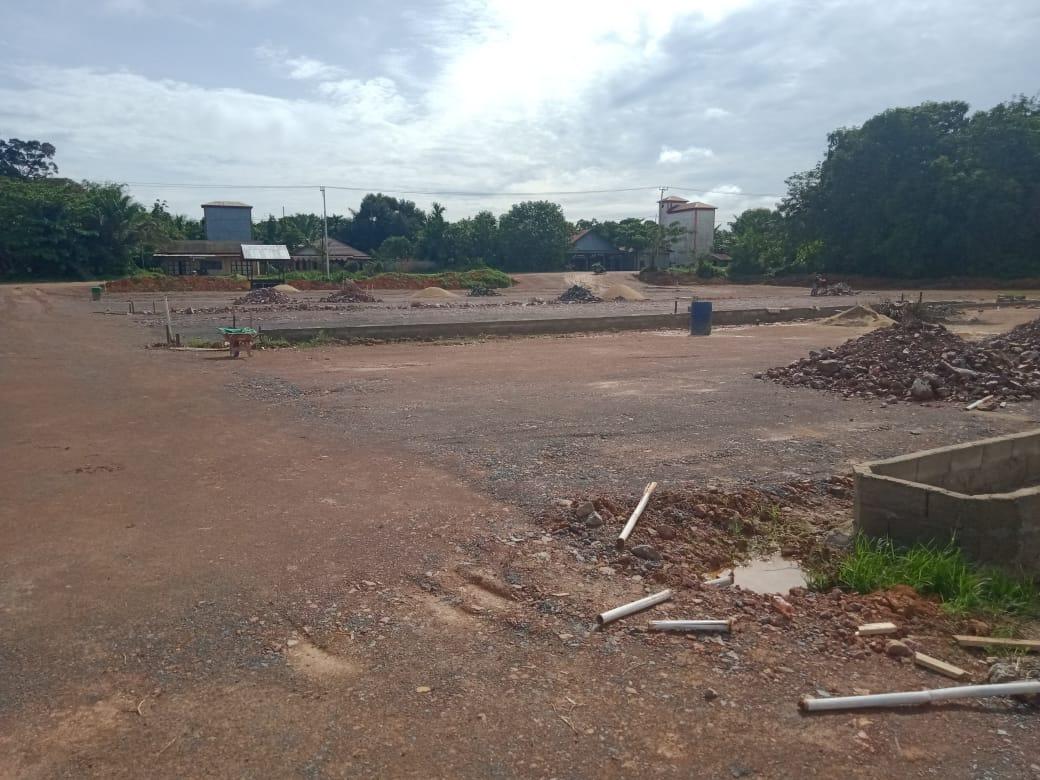 Lapangan Parkir GMKM, Update Selasa 27.11.2021 - Foto 3