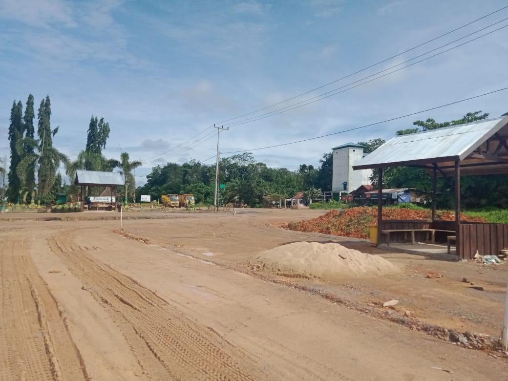 Lapangan Parkir GMKM, Update Selasa 27.11.2021 - Foto 4