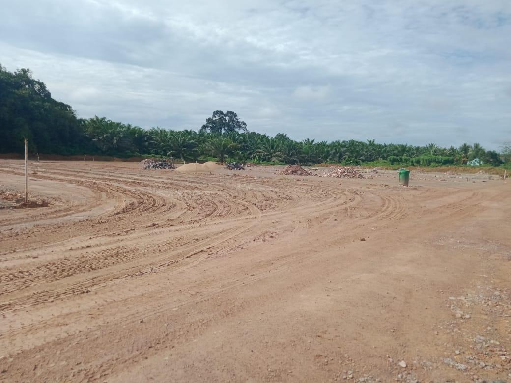 Lapangan Parkir GMKM, Update Selasa 27.11.2021 - Foto 6