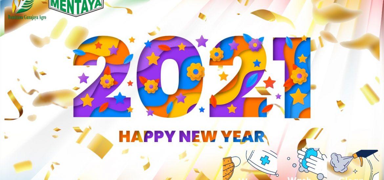 Selamat Tahun Baru 2021, Regional Mentaya