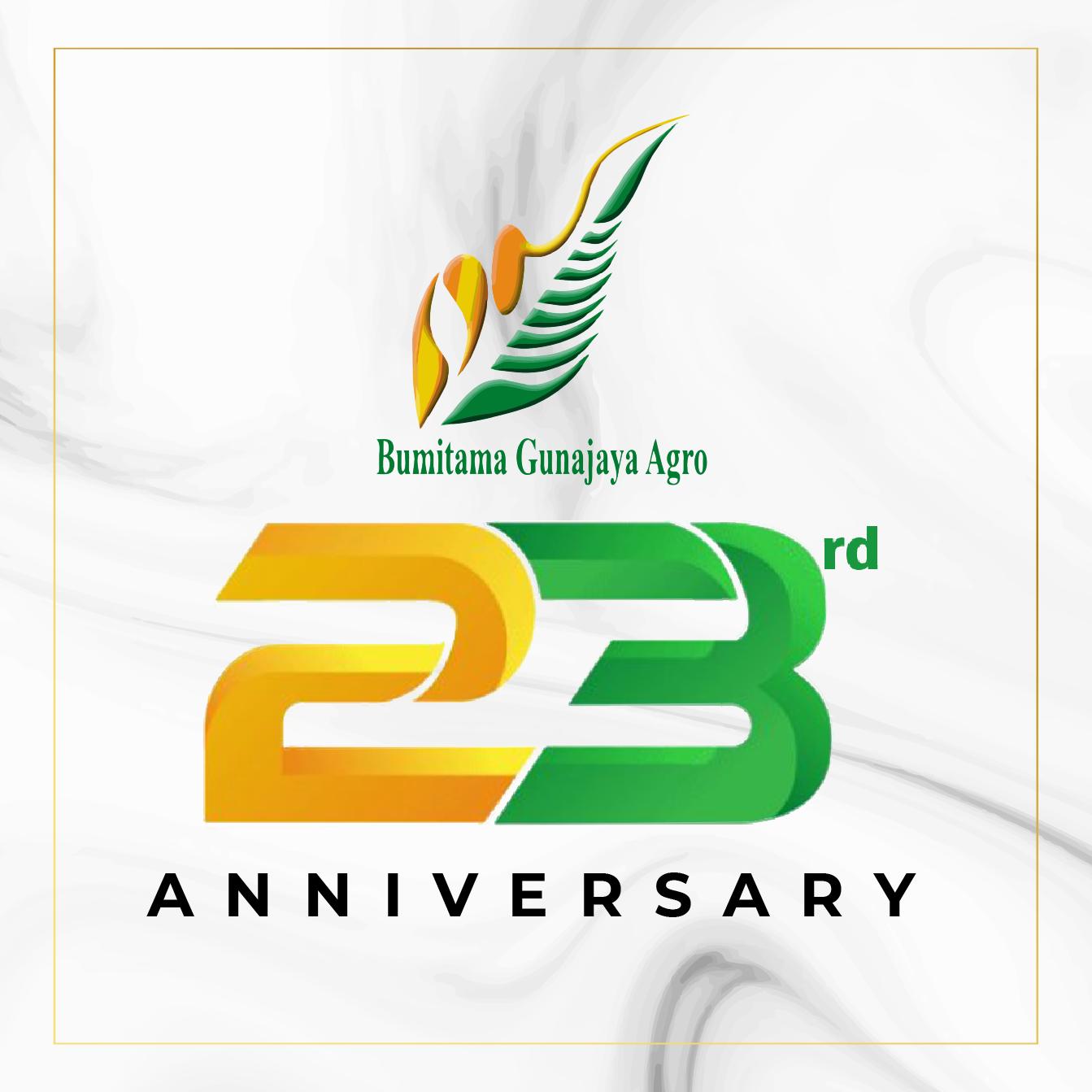 Selamat Ulang Tahun BGA yang Ke-23 - Semoga BGA Tetap Jaya