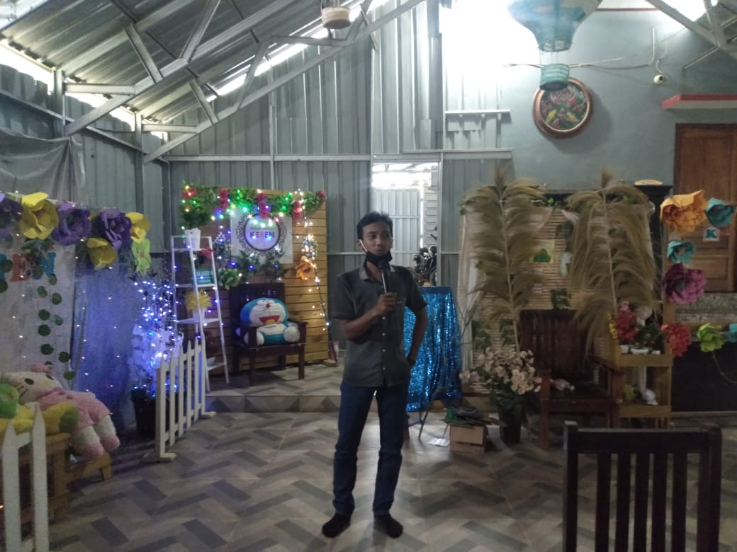 Kata Sambutan Bpk. Satrya Sebagai Asisten Divisi 1 BAGE