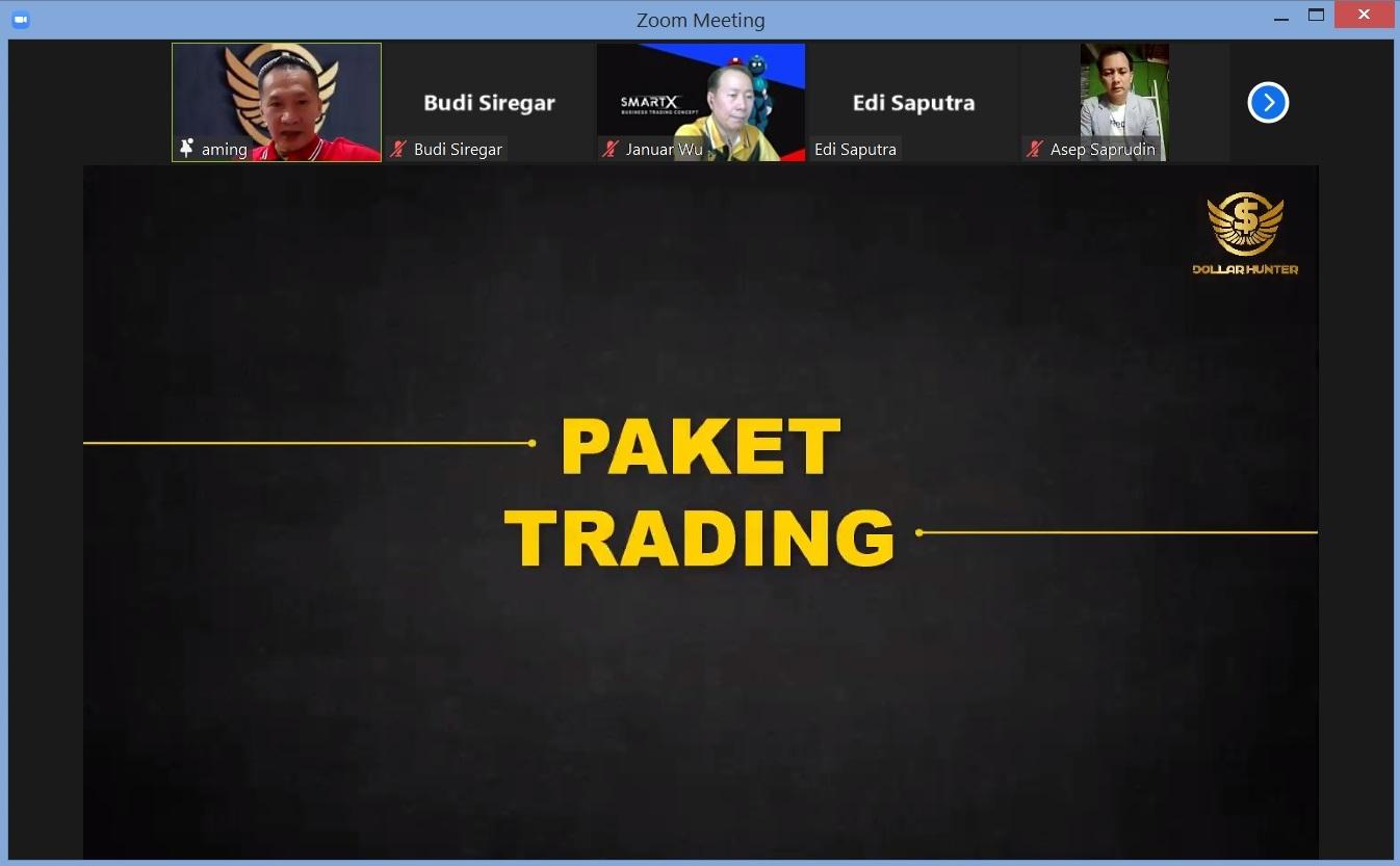 17. Paket Trader