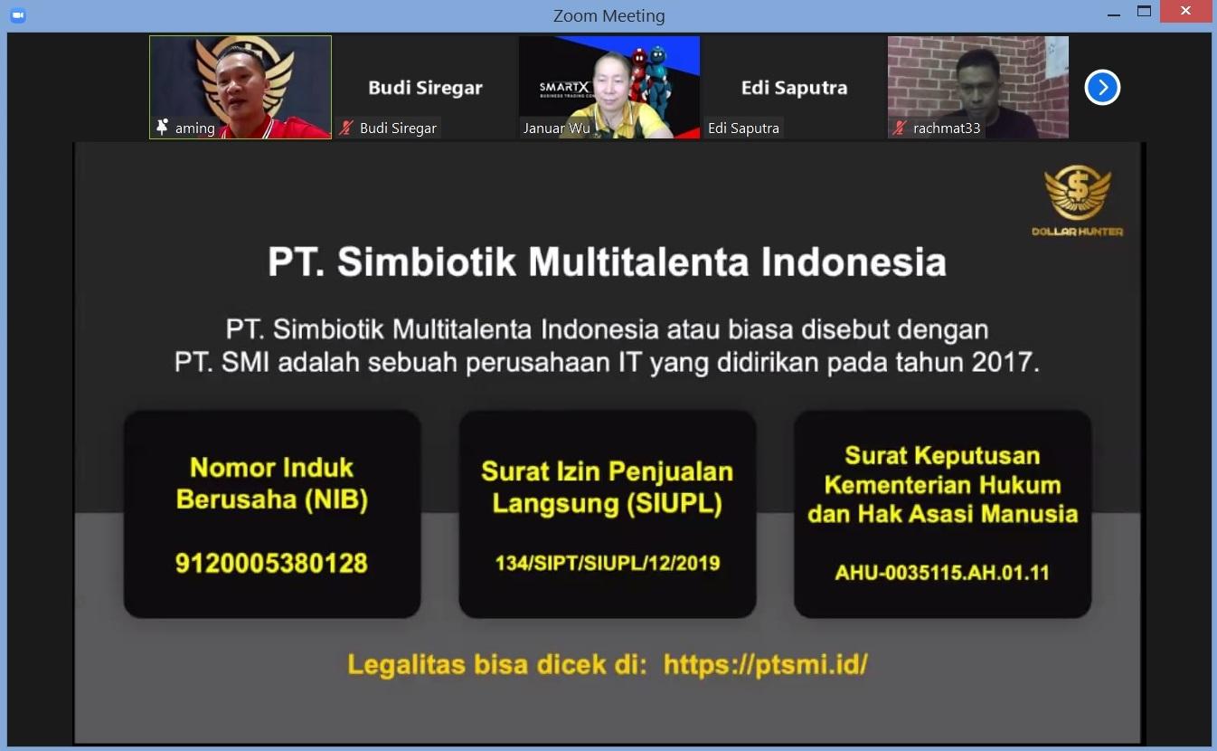 6. PT. Simbiotik Multitalenta Indonesia, SMI