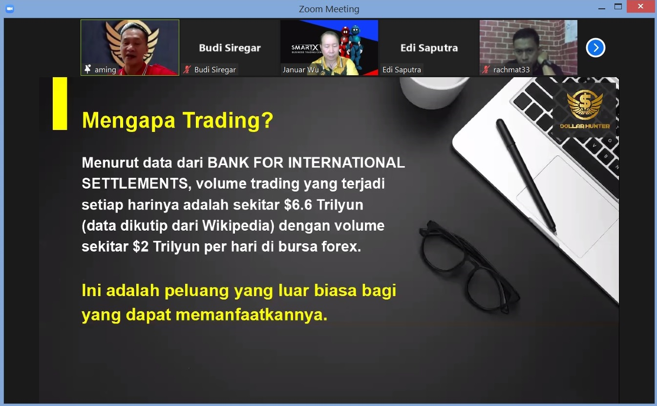 9. Mengapa Trading...